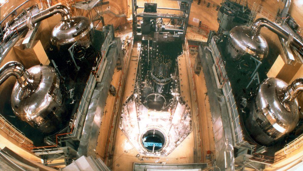 Innsiden av en Mitsubishi-reaktor. Mitsubishi Heavy Industries er en av Ifes kunder som er varslet om forskningsjuks.