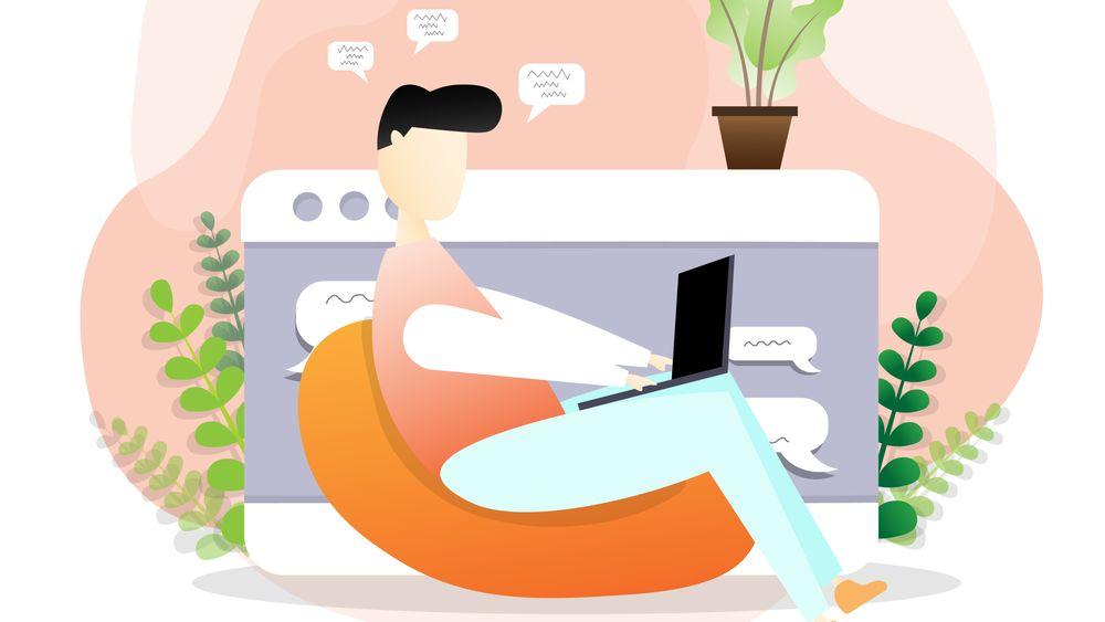 Ingen kan sitte krumrygget i sofaen og jobbe på laptop i månedsvis, men hva har du rett til?
