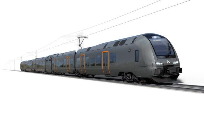 14 nye Flirt-tog er bare starten – må kjøpe over 250 nye togsett for å nå vekstmålene i årene fremover