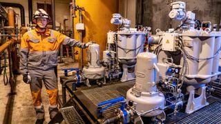 Teknologien er tiltenkt store skip, men viste seg å gjøre produksjonen av armeringsståli Mo i Rana mer lønnsom