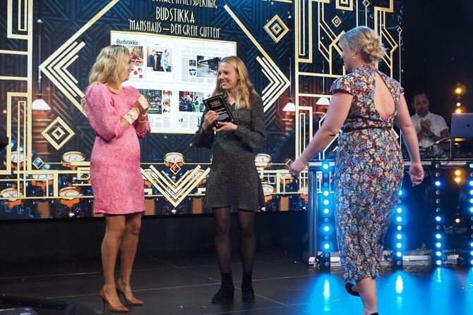 Budstikka vant årets lokale nyhetsdekning