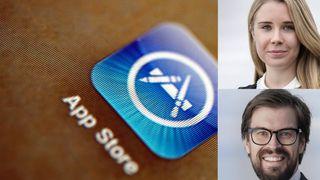 - Hvis EU-kommisjonen feller Apple, kan norske utviklere gå til sak