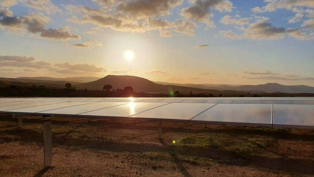 Solenergi vokser raskt over hele verden.