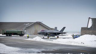 Luftforsvaret gjør seg klare til et nytt Nato-oppdrag med F-35