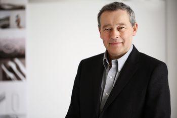 Peter Rawlinson, administrerende direktør i Lucid Motors.