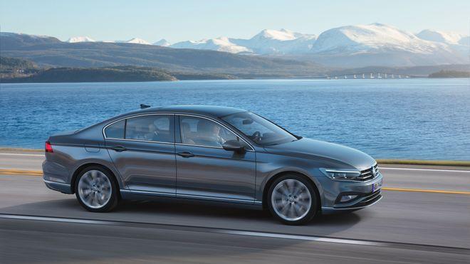 Biler som Volkswagen Passat får kun kjøpsstøtte i Tyskland dersom man kjøper den som ladbar hybrid.
