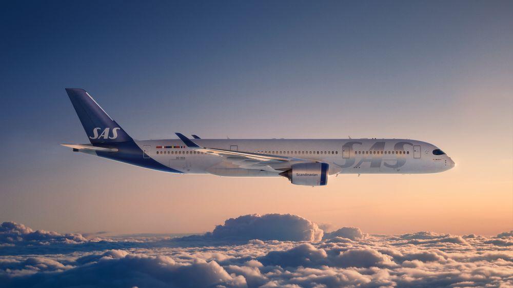 SAS har så langt mottatt halvparten av sine åtte bestilte A350-900. Nå skal de hjelpe flyprodusenten i et testprosjekt.