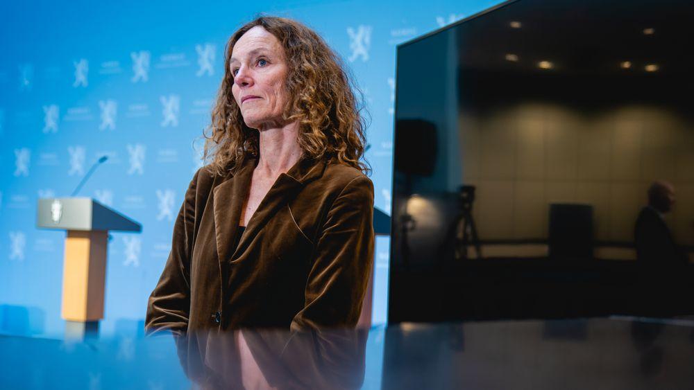 Folkehelseinstituttets direktør Camilla Stoltenberg framhever utbruddsetterforskningen som avgjørende for å holde smittesituasjonen i Norge under kontroll.