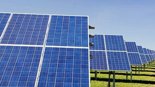 Nå er Statkraft en av de største på solenergi i Irland