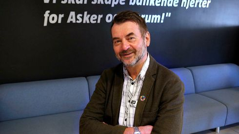 Morten Gisle Johnsen, journalist Budstikka.