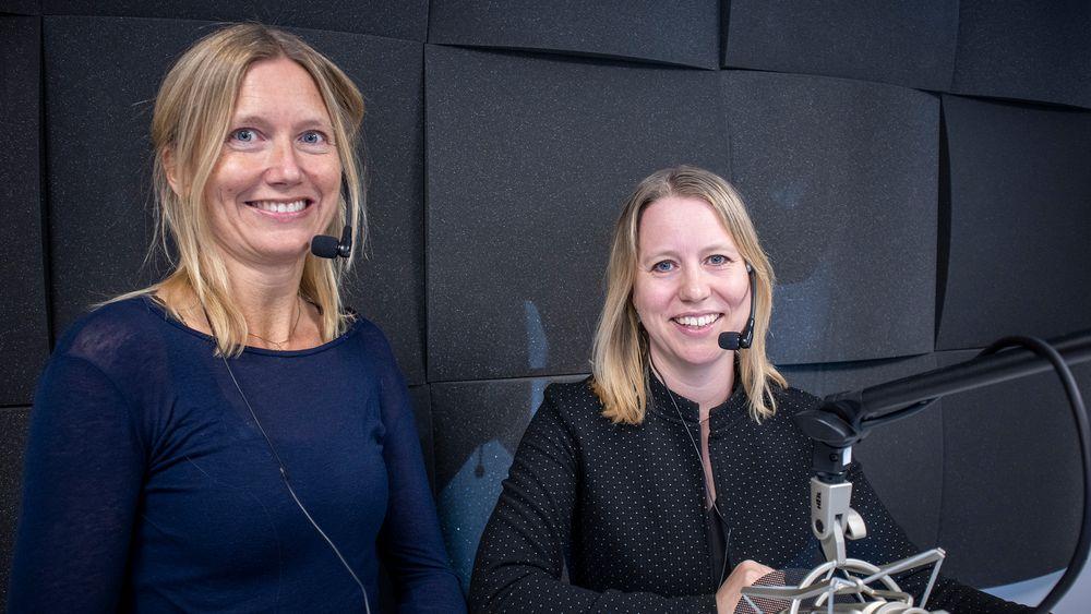 Forfattere: Senioranalytiker, siv. ingeniør Mari Grooss Viddal og leder for global energiutvikling, siv. ingeniør Gry J. Åmodt står bak Statkrafts lavutslippscenario 2020.