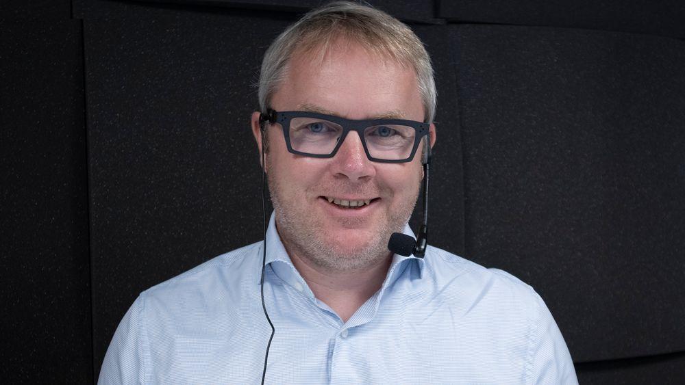 Finner mer olje og gass: Sjefen og medgründer i Earth Science Analytics, Eirik Larsen finner ressurser i gamle data.