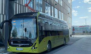 Bodø ruller ut over 30 elbusser sommeren 2021 – lynlades av pantografer