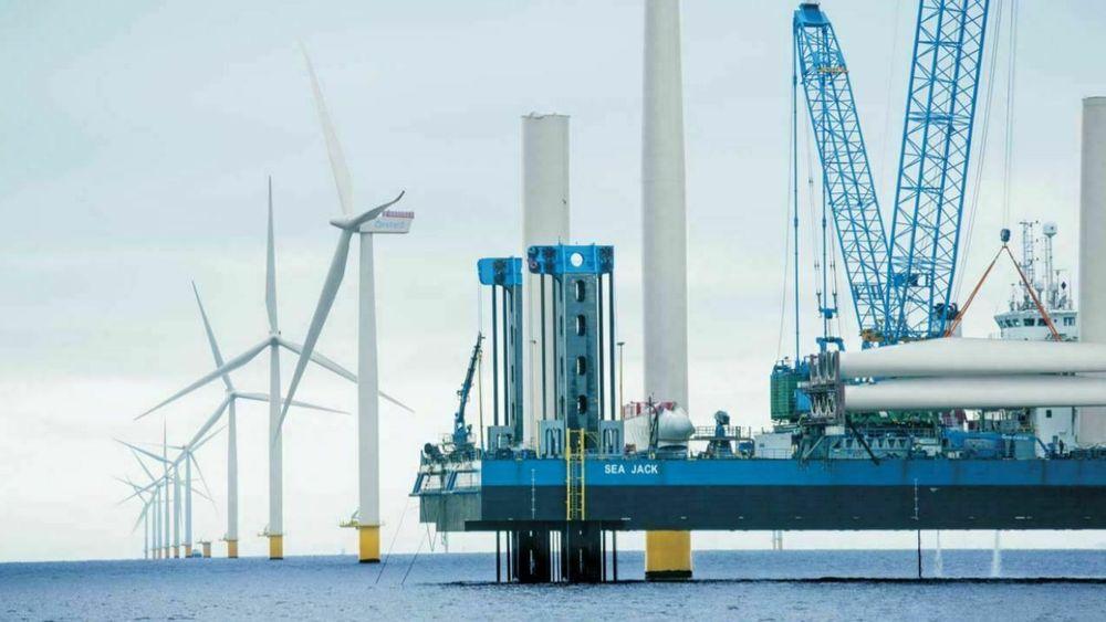 Anholt havpark er på 400 MW. Åtte parker av samme størrelse er nødvendig for å gi nok kraft til en begrenset power-to-x-produksjon i 2040.