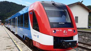 Nytt land tar i bruk hydrogentog til persontransport