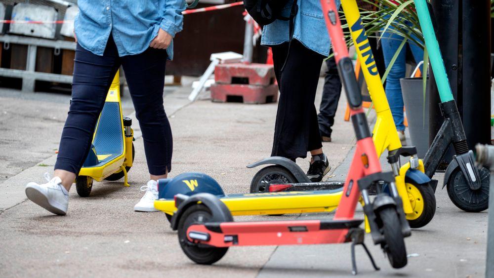 Statistikk viser at det er over 50 prosent flere skader i Oslo blant førere av elektriske sparkesykler, enn det er blant bilsjåføreri hele Norge til sammen.
