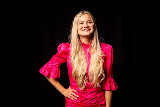 Oslo 20200611. Sandra Lyng er en av deltakerne i årets utgave av Stjernekamp på NRK.Foto: Tore Meek / NTB