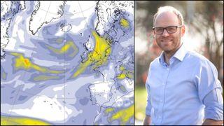 Hurtig konveksjon av luftmassene har sendt røyken fra USAs storbranner til Norge på rekordtid