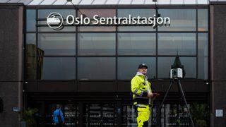 Ny togtunnel under Oslo vil gjøre pendlingen lettere. Men først trengs grundige målinger