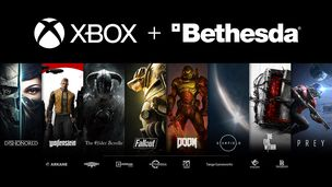 Microsoft kjøper Bethesda for 7,5 milliarder dollar