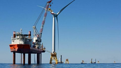Equinor bestiller verdens største turbiner til verdens største havvindpark