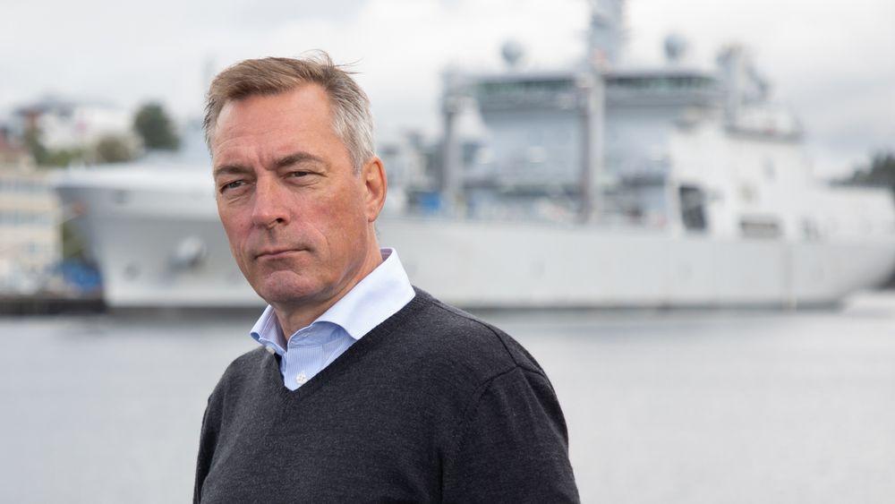 Forsvarsminister Frank Bakke-Jensen (H) er innstilt som ny fiskeridirektør.