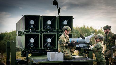 Det er fristende for fienden å ta F-35 mens de står på bakken – dette er teknologien som forsvarer kampbasene