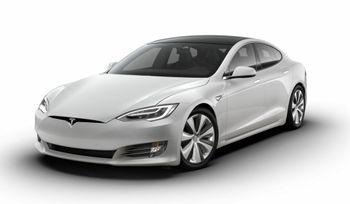 Tesla lanserte Model S Plaid.