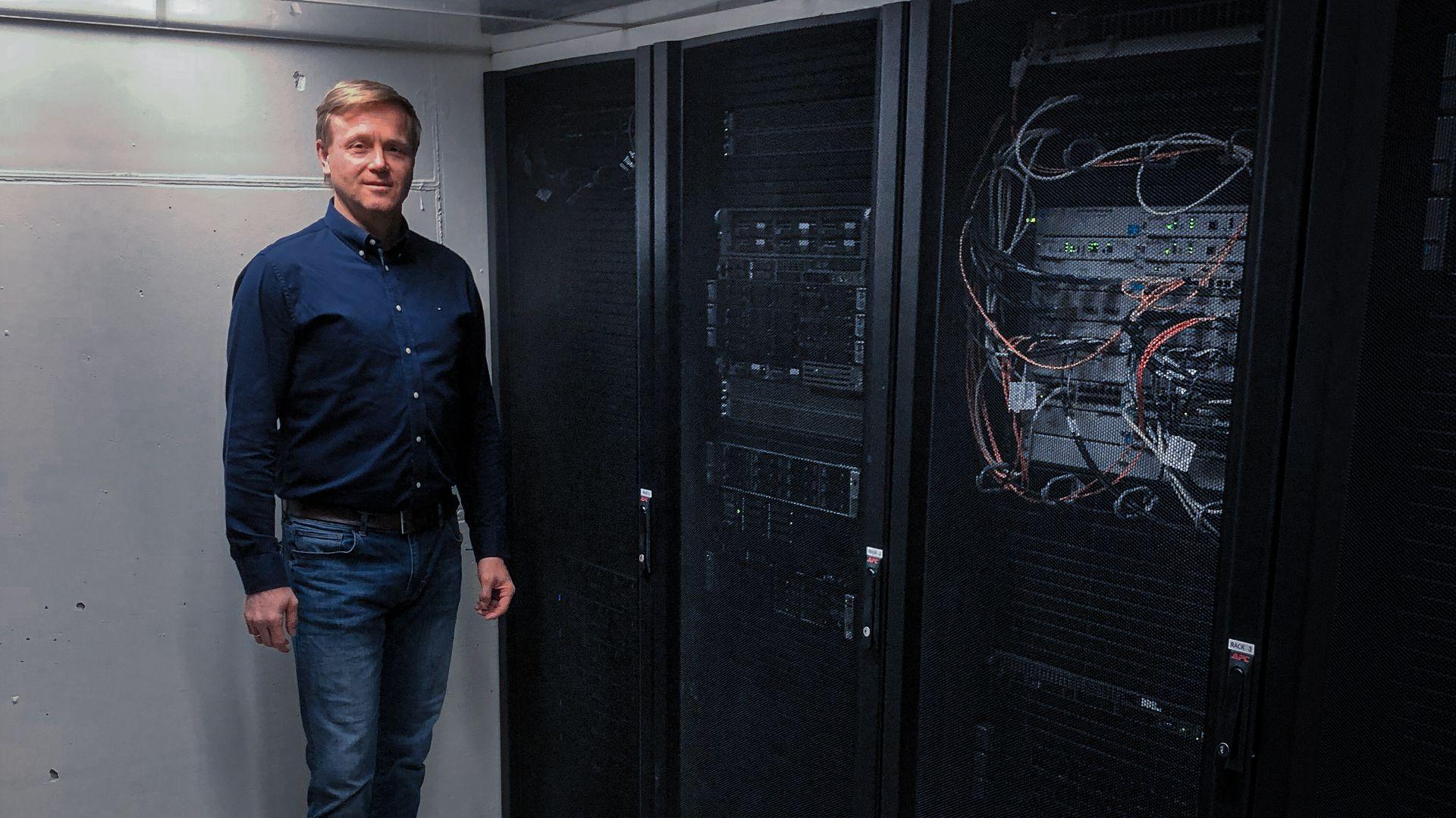 Dette flytteprosjektet er kanskje det beste IT-prosjektet jeg har vært med på i min 20-årige karriere, sier Terje Odden i Porsgrunn Kommune.