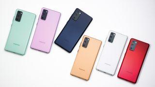 Samsung lanserer konkurrent til Iphone SE - med 5G