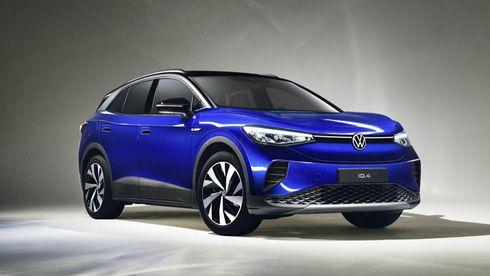 VW ID.4 kan bestilles nå, og leveres fra januar.