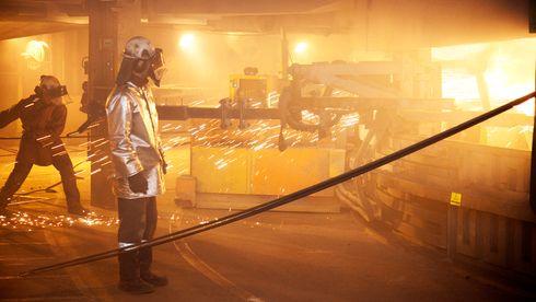 Norsk prosessindustri på vei mot lavutslipp