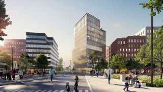 Satser stort i Drammen