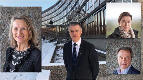 Toppledelsen i NVE blir ny: Jakter på tre direktører