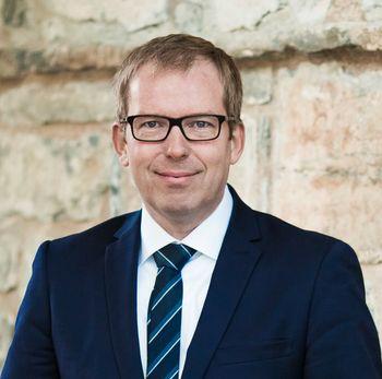 Administrerende direktør Håkon Haugli i Innovasjon Norge.