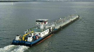 Skal utstyre 40 elvebåter med brenselceller