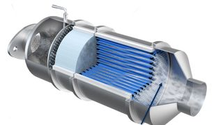 Ny smøreolje for tunge kjøretøyer sparer drivstoff og kostnader til partikkelfiltre