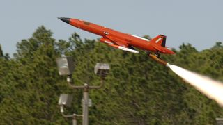 Beskytter den amerikanske presidenten: Har bekreftet at det norske luftvernet er i stand til å skyte ned lavtflygende kryssermissiler