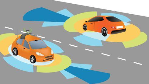 Selvkjørende biler: – Med litt flaks kan de være her om bare fem år