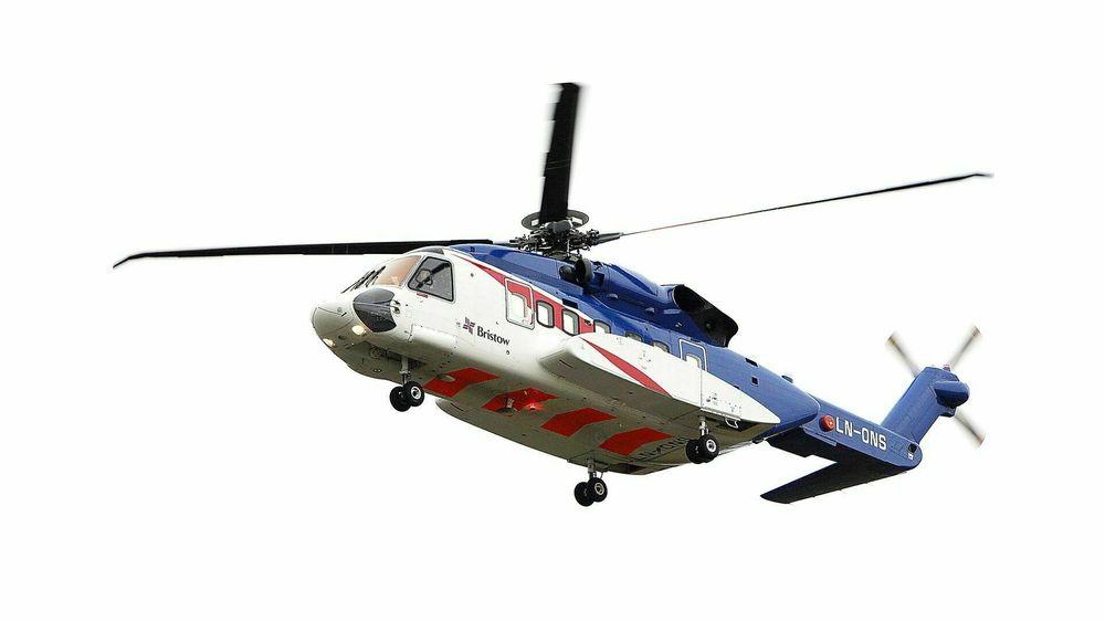 Det var et helikopter av samme type som fikk tekniske problemer på vei fra West Elara til Sola lufthavn fredag 25. september.