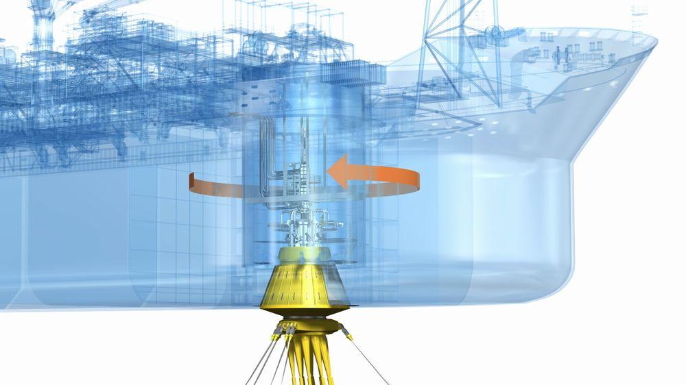 NOV-selskapet APL utvikler blant annet forankringssystemer til FPSOer.