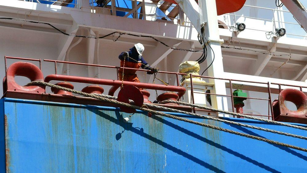 Fortøyingstau som ryker skader og dreper sjøfolk hvert år.