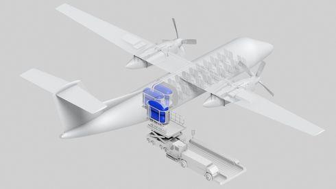 Dette skal bli det største, hydrogendrevne flyet i rutetrafikk