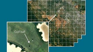 Kartlegger himmelen med verdens største kamera: Her tar den bilde av en golfball fra 25 km avstand