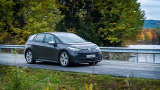 Volkswagen ID.3 1st er den første elbilen på Volkswagens MEB-plattform.