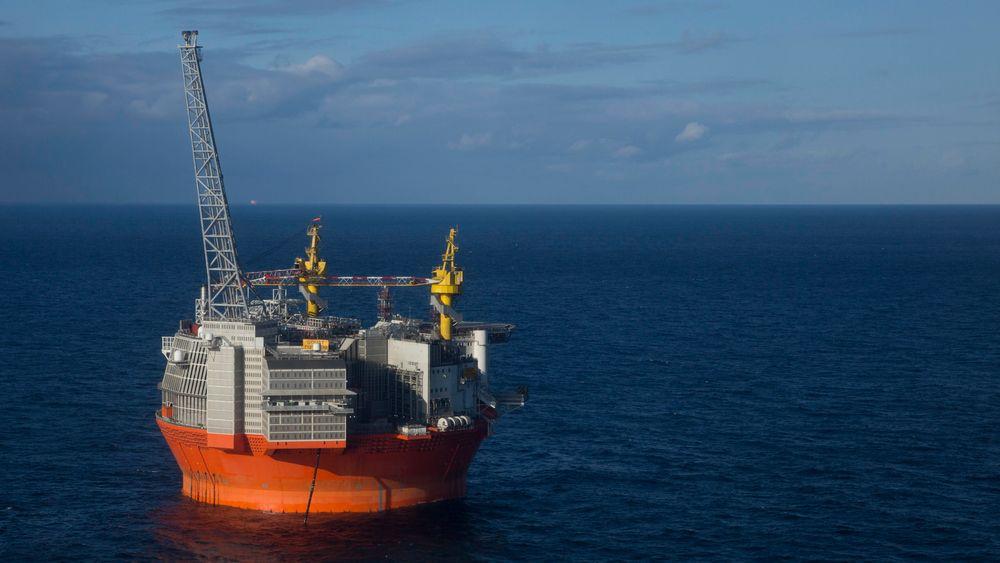 Oljeselskapene strammer inn på leteprosjekter. Her representert ved Goliat i Barentshavet.