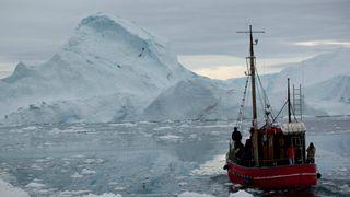 Issmelting på Grønland fører til høyeste stigning av havnivå på 12.000 år