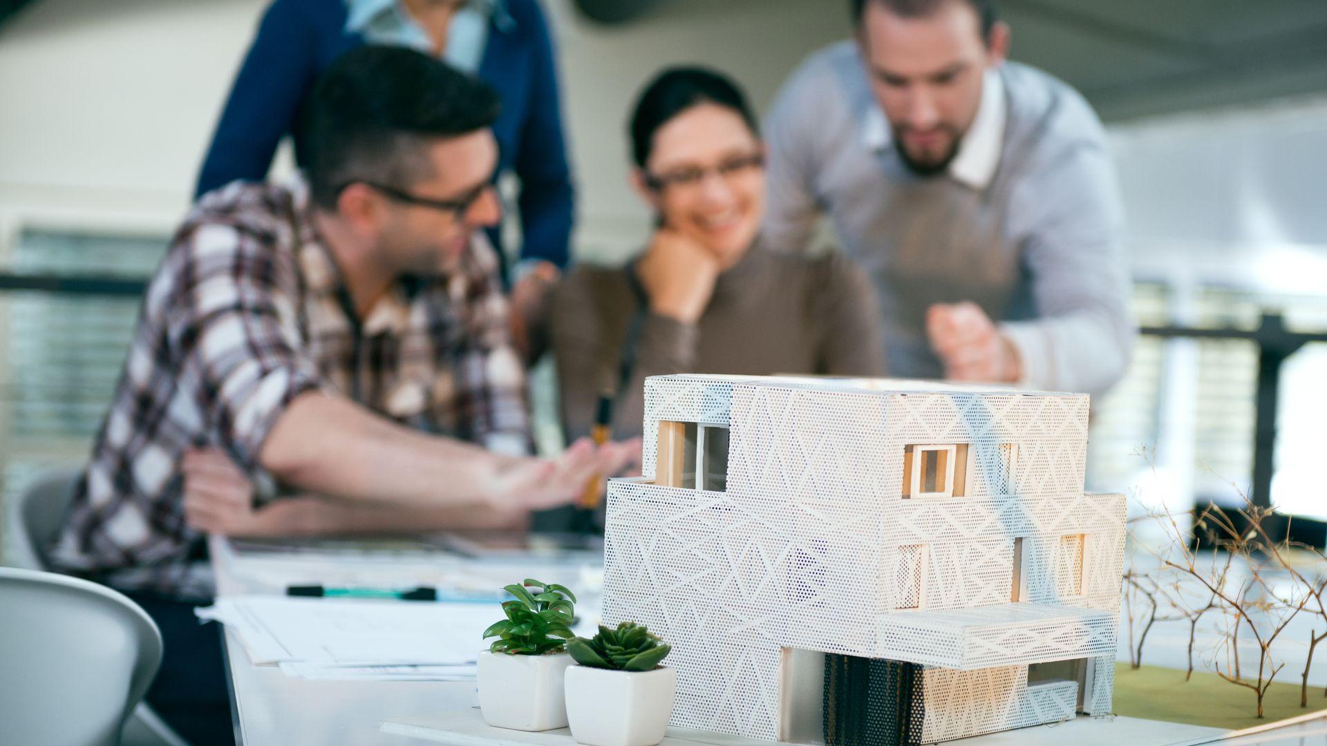 ANNONSE: Arkitekt- og ingeniørbransjen står foran mange utfordringer. Slik kan de møtes