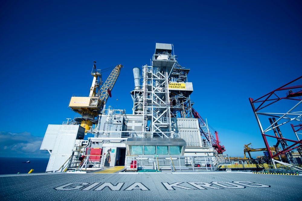 ABB samarbeider med Equinor om digital integrasjon for å forbedre driften på offshore-anlegg, og starter med et pilotprosjekt på Gina Krog