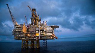 Streik stenger seks oljefelt i Nordsjøen